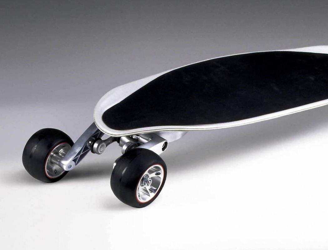 Style of Speed Steering and Tilting Mechanism E-Scooter iCarver